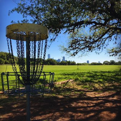 Summer in Zilker park